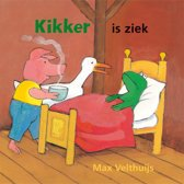 Kikker - Kikker is ziek
