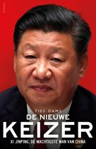 Boek cover De nieuwe keizer van Ties Dams (Onbekend)