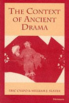 The Context of Ancient Drama