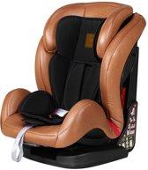 Born - Lucky Kidz autostoel bruin/zwart