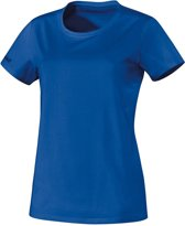 Jako Team Dames T-Shirt - Voetbalshirts  - blauw - 38