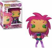 Funko Pop! Teen Titans Go Night Begins To Shine Starfire Vinyl Figure - Verzamelfiguur