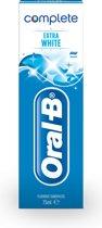 Oral-B Complete Extra White - 75 ml - Tandpasta