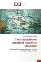 Transnationalisme Associatif Haitien Et Jamaicain
