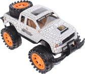 Toi-toys Monstertruck 23 Cm Wit