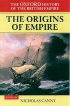 The Oxford History of the British Empire: Volume I: The Origins of Empire