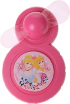 Disney Princess Mini Ventilator Roze 9 X 6 Cm