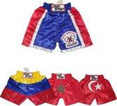 bol com joka sport vechtsportkleding kopen? kijk snel!mini thai shorts diverse landen turkije