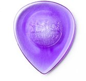Plektrum Big Stubby 2,00 6er-Set Bright Purple