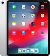 Apple iPad Pro - 12.9 inch - WiFi + Cellular (4G) - 256GB - Zilver