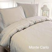 Papillon Monte Carlo - dekbedovertrek - lits-jumeaux - 240 x 200/220 cm - Ivoor