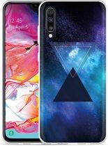 Galaxy A70 Hoesje Space