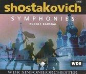 Dmitry Shostakovich Symphonies boxset (Rudolf Barshai)
