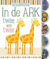 Boek cover In de ark - twee aan twee van Sarah Vince (Hardcover)