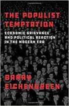 Boekomslag van 'The Populist Temptation'