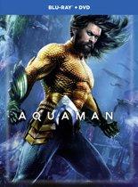 DVD cover van Aquaman (Blu-ray & dvd) (Digibook) (Limited Edition) (Exclusief bij bol.com)