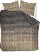 Beddinghouse Points and Lines - Dekbedovertrek - Eenpersoons - 140x200/220 cm + 1 kussensloop 60x70 cm - Natural