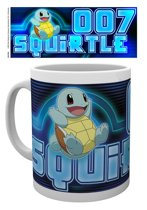 Pokémon Pokemon Squirtle Glow - Mok