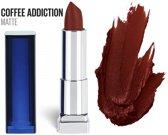 Maybelline Color Sensational Matte Lipstick - 780 Coffee Addiction