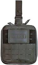 Meret CCW PRO | Tactische leg pouch | Tactical black