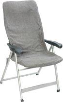 Camp Gear - Stoelhoes voor campingstoelen - Universeel - Grijs