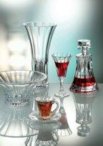 Kristallen whisky set Wellington 1+6
