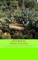 Journal Style Cactus