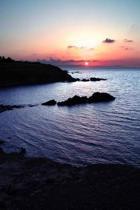 Cyprus Sunset Journal