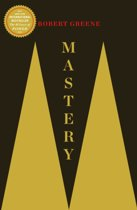 Boek cover Mastery van Robert Greene (Paperback)