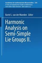 Harmonic Analysis on Semi-Simple Lie Groups II