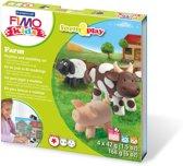 Staedtler Fimo Kids play & form boerderij