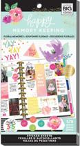 Me and My Big Ideas - Happy Planner Sticker Value Pack - Floral Memories - 578Pieces