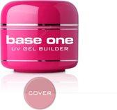 Silcare Base One 1 fase bouwgel Builder Gel Cover 50g