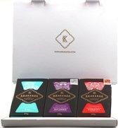 Krakakoa Single Origin Chocolade Giftset