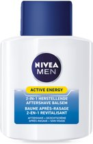NIVEA MEN Active Energy - 100 ml - After Shave Balsem