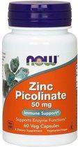 Zinc Picolinate 50mg 60v-caps