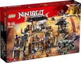 LEGO NINJAGO Drakenkuil - 70655