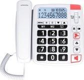 Swissvoice Xtra 1150 - Vaste telefoon - Wit