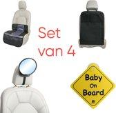 A3 Baby & Kids Combo car set complete set met baby autoaccessoires