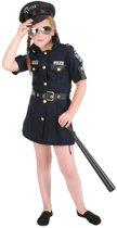 Politieagente meisje Maat 164