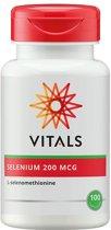 Vitals Selenium 200 mcg 100 vegicaps