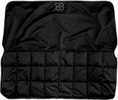 Petego Achterbank beschermdeken - Zwart