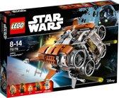 LEGO Star Wars Jakku Quadjumper - 75178