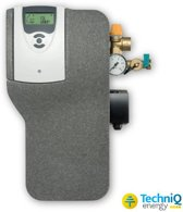 FlowSol S HE pompstation met DeltaSol CS Plus controller