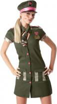 Full SGT. Lust outfit - Kostuum Volwassenen - Maat M - 38/40
