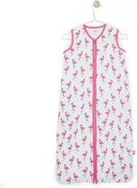 Jollein Flamingo Slaapzak zomer 110cm jersey