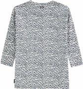 Tumble 'n Dry Meisjes Jurk Varana - Graphite Grey - Maat 98