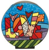 Romero Britto: Love - Vase