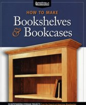 How to Make Bookshelves & Bookcases (Best of AW)
