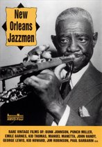 New Orleans Jazz Men